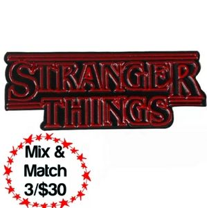 Other - Stranger Things Brooch/Pin